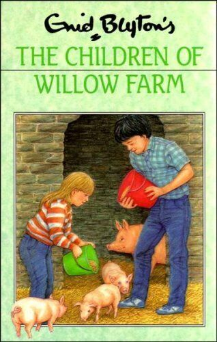The Children of Willow Farm (Rewards Series),Enid Blyton