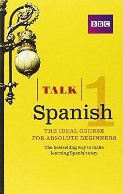 Talk Spanish Book by Longo, Aurora, Sanchez, Almudena | Paperback Book | 9781406