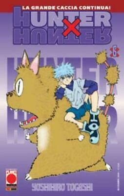 Hunter X Hunter N°6 - Reimpresión - Planet Manga - Italiano Nuevo...
