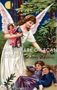 Vintage Angel Postcards