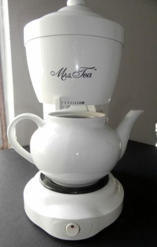 Mrs Tea Pot Ebay