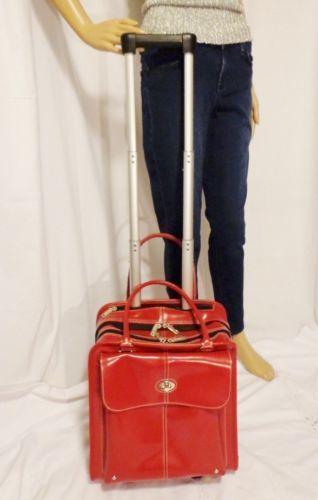 Womens Briefcase Wheels Ebay