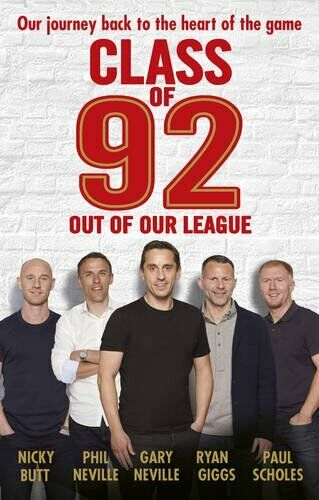 Class of 92: Out of Our League by Draper, Robert 178594181X FREE Shipping