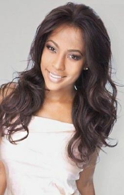Equal Whole Lace Wig (SAPPHIRE FREETRESS EQUAL WAVY SYNTHETIC WHOLE LACE)