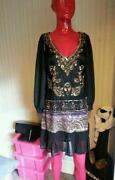 Monsoon Silk Dress