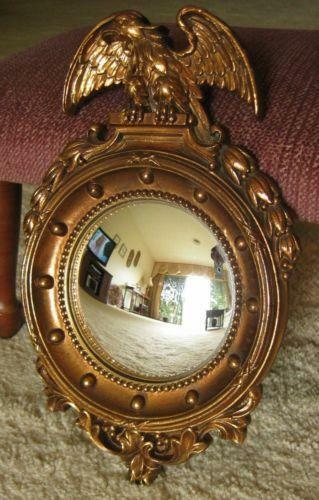 Convex Eagle Mirror Ebay