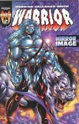 Ultimate Warrior Comic