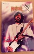 Eric Clapton Programme