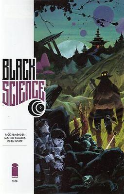Black Science #9 (NM)`14 Remender/ Scalera