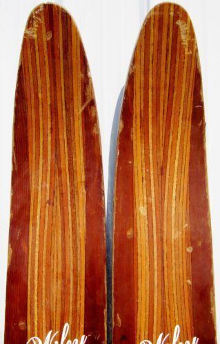 Ski Nautique For Sale >> Wood Water Skis | eBay