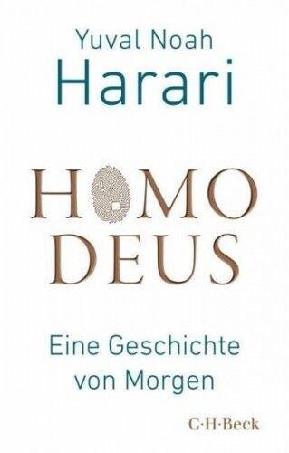 Homo Deus von Yuval Noah Harari (Taschenbuch) NEU
