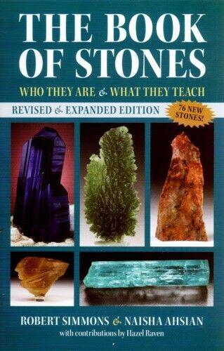 """Book of Stones"" History Legend Chakra Spiritual Heal Emotions Crystal Resonance"