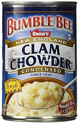 Snows Chowder Clam New England (Pack of 3) ()