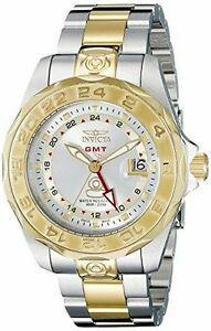 Invicta Men's 5127 Pro Diver Collection GMT Two-Tone Stainless S