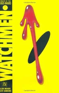 Watchmen Graphic Novel-Alan Moore/Dave Gibbons-Very good +