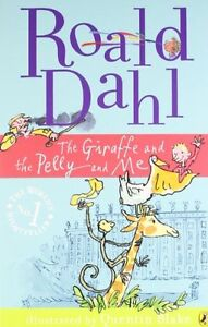 ROALD-DAHL-THE-GIRAFFE-AND-THE-PELLY-AND-ME-BRAND-NEW