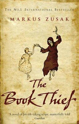 The Book Thief by Zusak, Markus Paperback Book The Cheap Fast Free Post