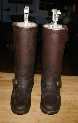 Used Snake Proof Boots Ebay