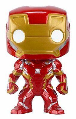 Funko POP Marvel: Captain America 3: Civil War Action Figure
