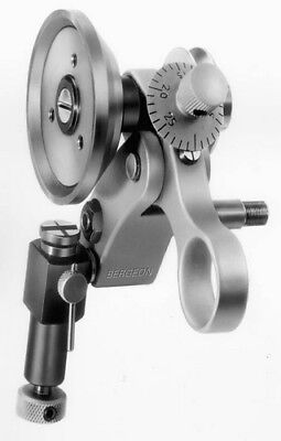 BERGEON Device for grinding and polishing the pivots of alarm clocks 5972