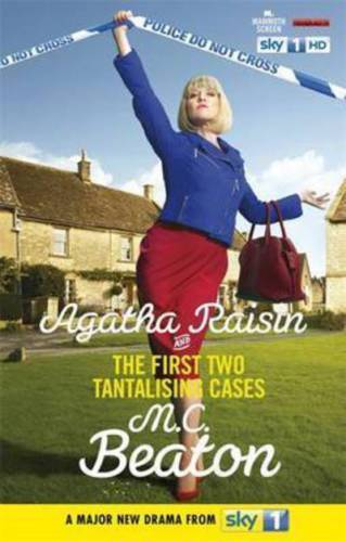 M C BEATON _ AGATHA RAISIN THE FIRST TWO TANTALISING CASES _ NEW __ FREEPOST UK