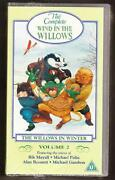 The Wind in The Willows VHS