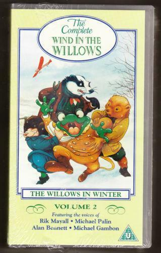 Sell Vhs Tapes >> The Wind in The Willows VHS | eBay