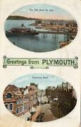 Plymouth Postcards