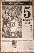 Chicago Tribune Bulls