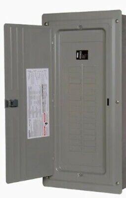 Siemens 100-amp 30-spaces 30-circuit Convertible Main Lug Load Center