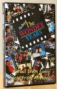 The Best of The Wonder Years (DVD, 1998)  - BRAND NEW - OOP