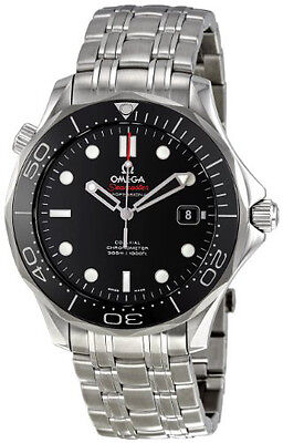 212.30.41.20.01.003 | BRAND NEW AUTHENTIC OMEGA SEAMASTER DIVER 300M MEN'S WATCH