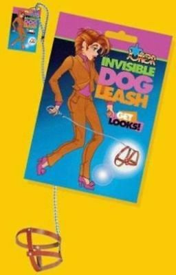 Invisible Dog Leash - Invisible Dog Walking Gag Prank Novelty For Dog Lover
