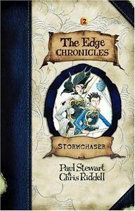 Stormchaser (The Edge Chronicles, No. 2) by Paul Stewart, Chris Riddell