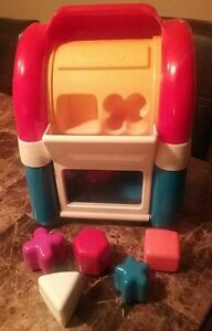 Vintage Little Tikes Mail Box Shape Sorter - 1980's