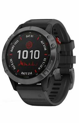 Reloj Garmin 010-02410-15 Acero 316 L Negro para Hombre