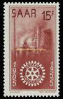 Rotary International European Stamps