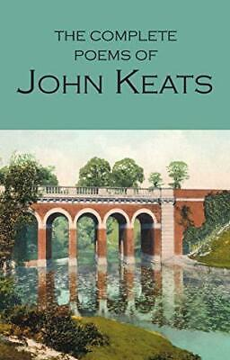 The Complete Poems of John Keats by John Keats and Paul Wright Paperback NEW Boo