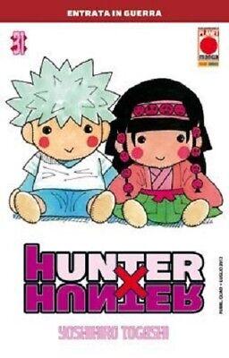 Hunter X Hunter N° 31 - Reimpresión - Planet Manga - Italiano...