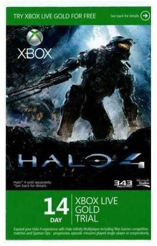on Xbox Live 3 Month Free Code