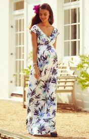 "Tiffany Rose ""Alana"" Maternity Maxi Dress"