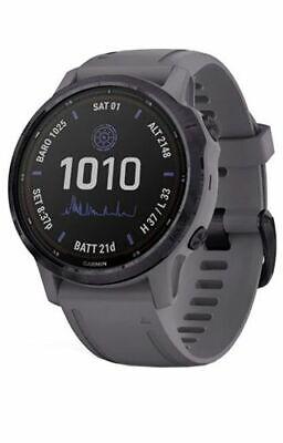Garmin 010-02409-15 STEEL 316 L Grey digital quartz Watch