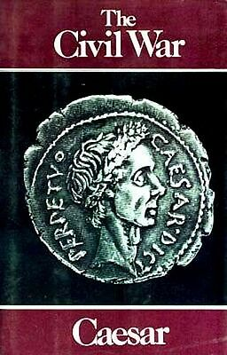 Ancient Rome Julius Caesar Wars Civil Alexandria Egypt African Spanish Cleopatra