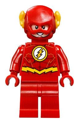 "LEGO Minifigure ""Flash"" DC COMICS SUPER HEROES - NUOVO - ORIGINALE segunda mano  Embacar hacia Argentina"