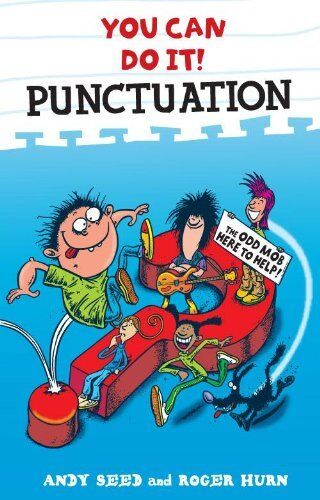 Punctuation (You Can Do It),Andy Seed, Roger Hurn