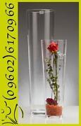 Blumenvase Glas