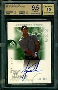 2001 SP Tiger Woods