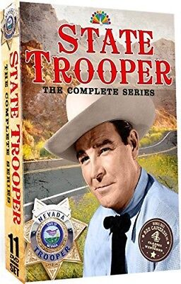 State Trooper: The Complete Series [New DVD] Boxed Set, Full Frame