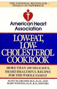 American Heart Association's Low-Fat, Low Cholesterol Cookbook
