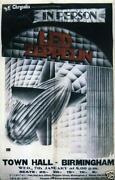 LED Zeppelin Concert Poster